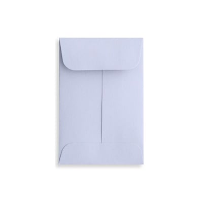 LUX #1 Coin Envelopes (2 1/4 x 3 1/2) 50/Box, Lilac (LUX-1CO-05-50)