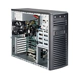 Supermicro® 3U Mid Tower Barebone System