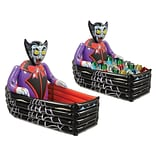 Beistle INFBL Vampire and Coffin Cooler