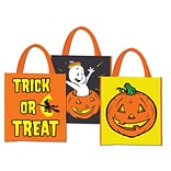 Beistle 12x14 Halloween Treat Bag