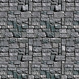 Beistle 4x30 Stone Wall Backdrop