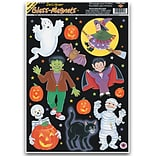 Beistle 12x17 Halloween…. Clings