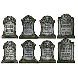 Beistle Tombstone Cutouts