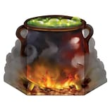 Beistle Witchs Cauldron Stand Up Cutout