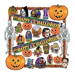 Beistle 28 Piece Halloween Trimorama