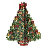 Beistle 3D Christmas Tree Centerpiece