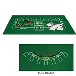 Beistle Blackjack Craps Game Set
