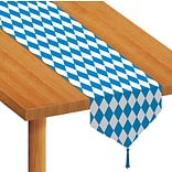 Beistle Printed Oktoberfest Table Runner