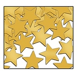 Beistle Gold Stars Fanci Confetti
