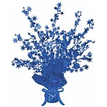 Blue 15 Star Gleam N Burst Centerpiece