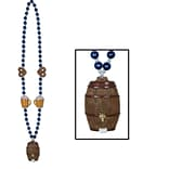 Beistle 40 Oktoberfest Beads W/Medallion