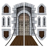 Beistle Castle Door and Window Props