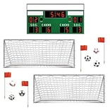Beistle 3-3 3/4 Soccer Props