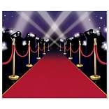Red Carpet InstaMural Wall Decoration