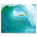 Surf Wave InstaMural Wall Decoration