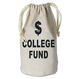 Beistle College Fund Money Bag