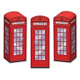 Beistle 3x8 1/2 Phone Booth Favor Box