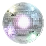 Beistle 13 1/2 Disco Ball Cutout