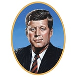 Beistle 25 John F Kennedy Cutout