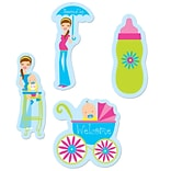 Beistle 12 Showers Of Joy Cutout