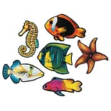 Beistle 12/Pack 15 Fish Cutouts
