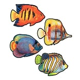 Beistle 12/PK 16 Coral Reef Fish Cutouts