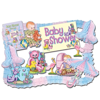 Beistle Baby Shower Party Kit