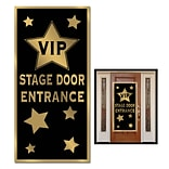 Beistle VIP Stage Door Entrance Door Cover