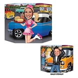 Beistle 3 1x25 Car Hop Greaser Cutout