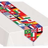 Beistle 11x6 Flag Table Runner