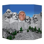 Beistle 3 1x25 Mountain Photo Prop