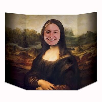 Beistle Masterpiece Smile Photo Prop