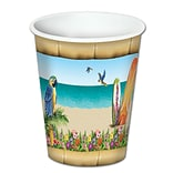 Beistle 8 Oz. Paradise Beverage Cups