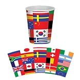 Beistle 9 Oz. Flag Beverage Cups