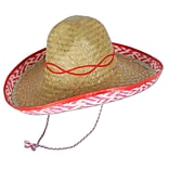 Beistle Sombrero Hat, One Size