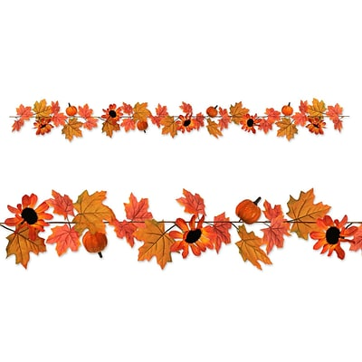 Beistle 6 Autumn Garland