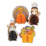 4-5 Thanksgiving Playmates Centerpiece