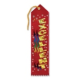 Beistle 2x8 Excellent Award Ribbon