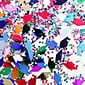 "Beistle 1"" Graduation Caps & Stars Confetti; Multicolor, 5/Pack"