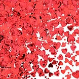 Beistle Red Hearts Confetti
