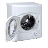 Avanti® D110-1IS Front Load Automatic Cloth Dryer, White