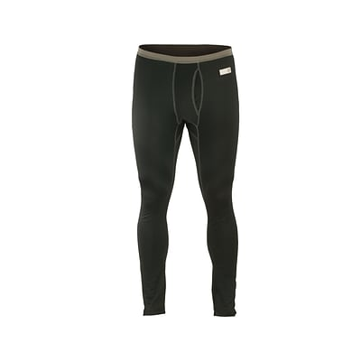Ergodyne® CORE Performance Work Wear® 6480 Base Layer Thermal Bottoms, Black, XL