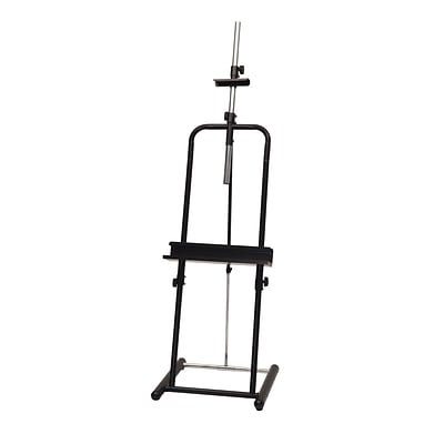 Studio Designs Metal Deluxe Easel Black