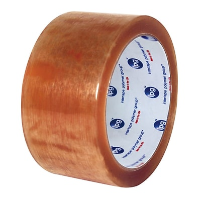 Intertape® 570 3 x 110 yds Carton Sealing Tape, Clear, 24 Roll