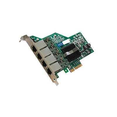 AddOn 4 RJ45 To Cisco N2XX-ABPCI03-M3 Gigabit Ethernet Card