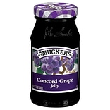 Smuckers Concord Grape Jelly, 12 Count