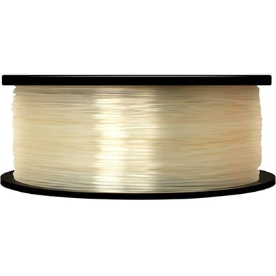 Makerbot® 0.9 kg Spool 1.75 mm PLA Filament F/Replicator 2 Desktop 3D Printer; Natural