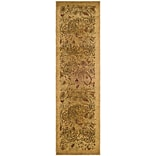 Safavieh Lyndhurst Collection Paisley Runner Polypropylene, 23 x 6