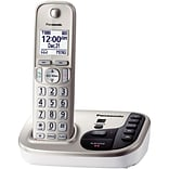 Panasonic Expandable Digital KX-TGD220N Cordless Answering System, 1 Handset System