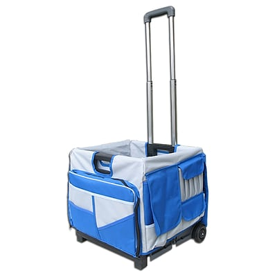 Olympia Tools Fabric Pocket Foldable Cart